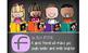 library CHALKBOARD {Melonheadz} - Classroom Decor: LARGE BANNER, FRIEND - PASTEL