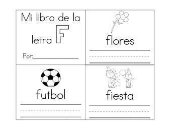 librito de la letra f