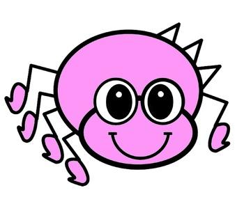 spider clip art(FREE- FREEDBACK CHALLENGE)