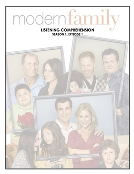 Listening Comprehension - Modern Family - 1x01 - The Pilot