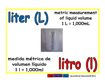 liter/litro meas 1-way blue/rojo