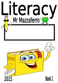 literacy book cover