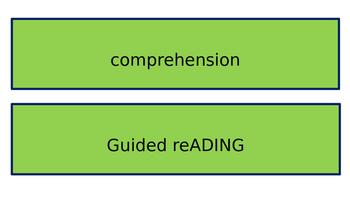 literacy rotation titles