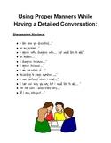 literature circle conversation starters