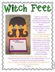 Halloween Witch Craft & Printables