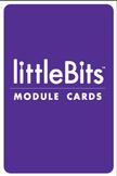 littleBits Individual Modules Cards