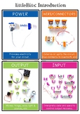 littleBits Introduction Cards