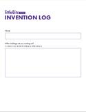 littleBits Invention Log
