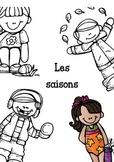 livret de lecture - Les saisons