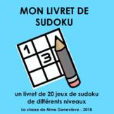 livret de sudoku