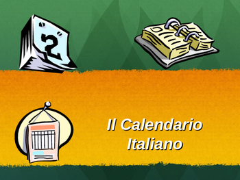 ll calendario italiano