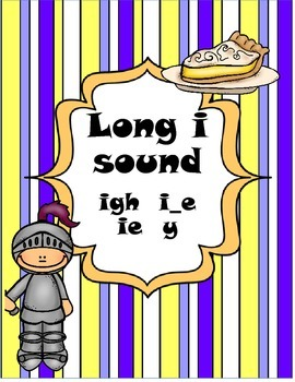 long I :  i_e, y, igh, ie