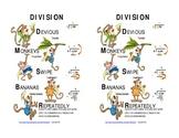 long division practice sheet