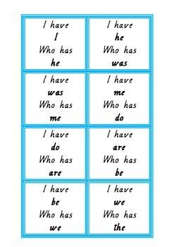 loop cards tricky words jolly