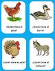 los animales- Yo tengo, quien tiene..