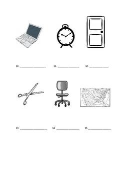 los objetos de la clase worksheet