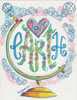 "love e""ART""h"