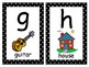 lowercase letters flashcards