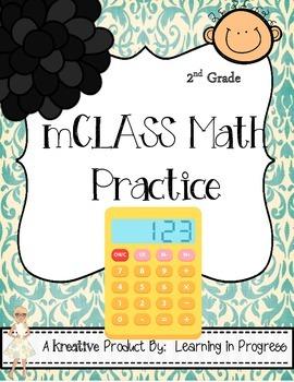 mCLASS Math Quick Practice - Grade 2