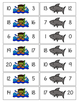 mCLASS Math practice for kinder