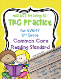 Written Comprehension Practice (Common Core Aligned - 2nd Grade) mCLASS: TRC
