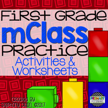 mClass Math Practice {Activities and Printables}