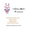 mClass Math Practice Centers