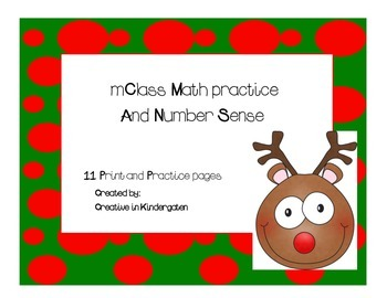 mClass Math Practice and Number Sense