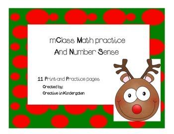 mClass Math Practice and Number Sense