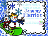 mClass Math and Number Sense January Flurries