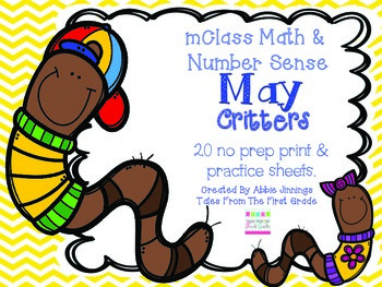 mClass Math and Number Sense May Critters