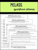 mClass Question Stem Homework Cards