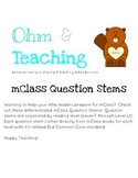 mClass Question Stems