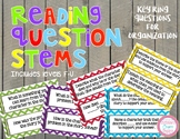 Reading Level Question Stems