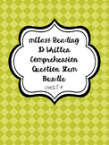 mClass Reading 3D Written Comprehension Question Stem 3-in