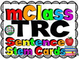 mClass Sentence Stem Cards