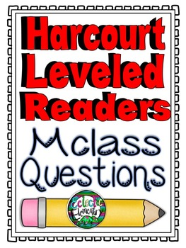 mClass Written Response Resource