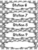magnet stations packet