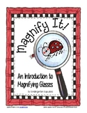 magnify it! an introduction to the magnifying glass matching game