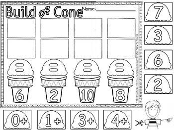 make 10 cones