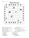 map grid worksheet