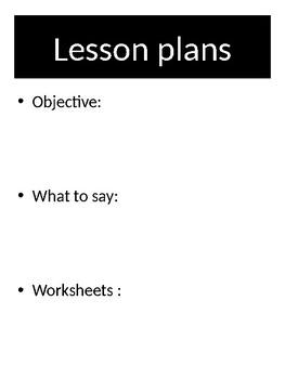 map unit lesson 1-2
