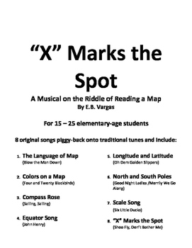 maps - songs to help us read the riddle of geography