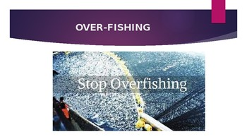 marine ecosystem issues powerpoint