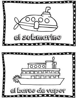 marine transportation (transporte maritimo)