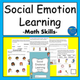 Social Emotional Learning Activities - Math Skills