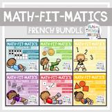 math-FIT-matics BUNDLE - French