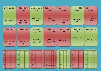 math boardgame