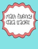 math data tracker