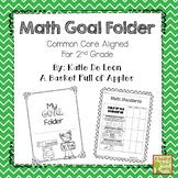 math student goal binders